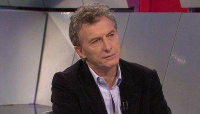 """Macri: """"Se fue el dirigente más importante del fútbol argentino"""""""