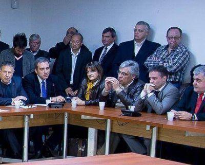 "Gilberto Alegre: ""Atravesamos una crisis institucional"