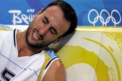 La peor noticia: Manu Ginóbili no jugará el Mundial por decisión de los Spurs