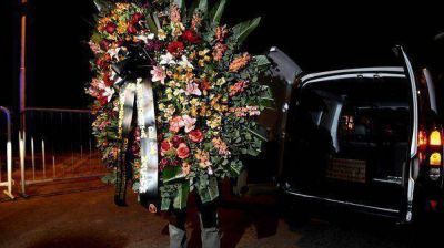 Inhumarán los restos de Julio Grondona en el cementerio de Avellaneda
