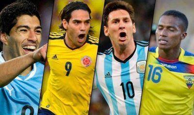 Sudamérica se quedaría sin el repechaje mundialista