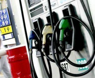 Se mantienen los precios del combustible en la ciudad