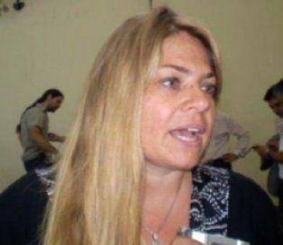 Alejandra Dupouy es una de los vicepresidentes de la UCR santafesina