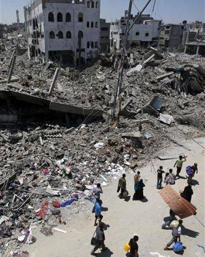 El fracaso de la tregua desactiva el di�logo entre Israel y Hamas