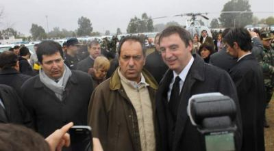 Scioli sigue ignorando a Luciani tras su coqueteo con el PRO