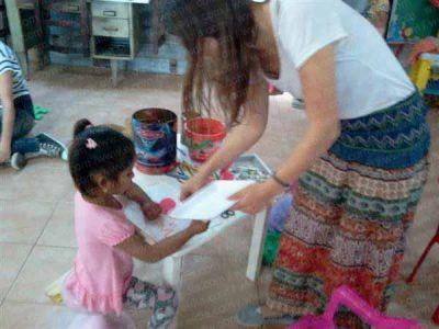 Suman aportes para una entidad que trabaja por la nutrición infantil