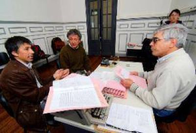 Fin del conflicto en Control Urbano: SOEMPA y el Ejecutivo acordaron en el Ministerio de Trabajo