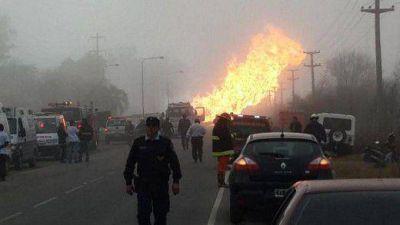 La Justicia Federal de Villa María investigará la explosión en Pilar