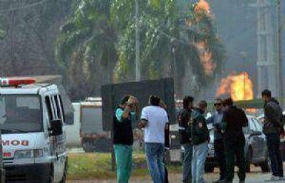 Enargas ya investiga la explosión del gasoducto en Córdoba