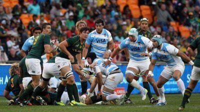 Hourcade confirmó a los 26 Pumas que viajarán a Sudáfrica