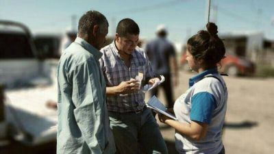 Continúa la asistencia de salud en los centros de evacuados