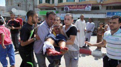 Argentina condenó el ataque israelí a la escuela de la ONU en Gaza