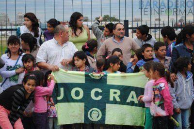 """Los chicos del Comedor """"Las Manitos"""" viajaron a Bs. As. con UOCRA Cultura"""