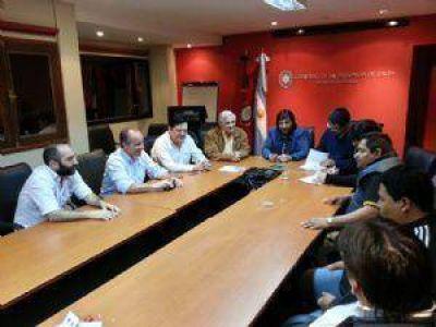 Con la mediación del Ministerio de Trabajo se superó el conflicto en el Tabacal