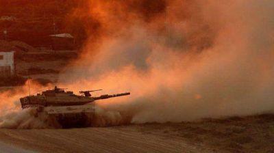 Israel comenz� una tregua humanitaria unilateral de siete horas en la Franja de Gaza