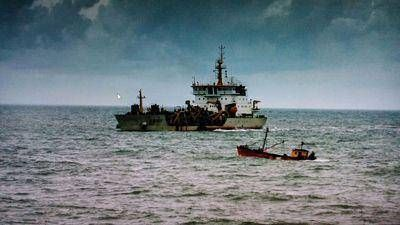 Comienza la etapa final de la obra de dragado del puerto Mar del Plata