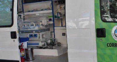 M�s de 35 millones de pesos invertidos en ambulancias de traslado intensivo