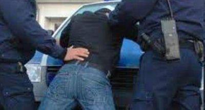 Prófugo capturado en pleno centro mientras hacía un delivery de drogas