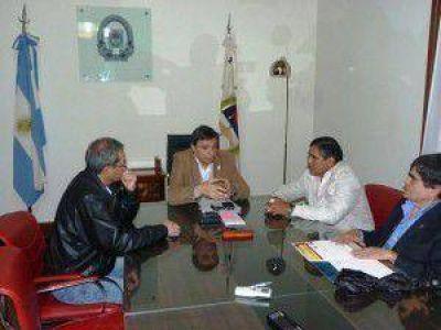 Universidad Nacional de Jujuy: coordinan esfuerzos para impulsar la Medicina en Jujuy