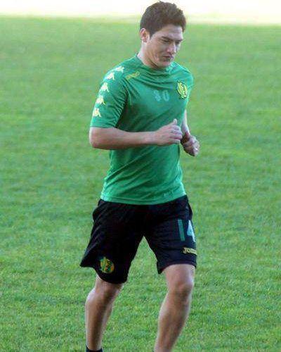 Berti tiene el equipo para el debut