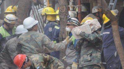 Se cumple un año de la explosión en Rosario que causó 22 muertes