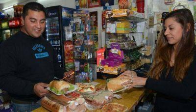 Carne y l�cteos, primeras bajas por la suba de precios