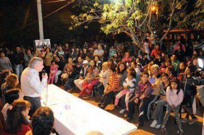 Dirigentes del Norte de la ciudad respaldaron la gestión y la candidatura a intendente de Hugo Infante