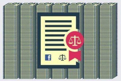 Miles de usuarios demandarán a Facebook de forma conjunta