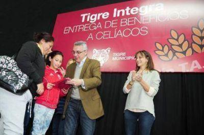 Más beneficios para los Celíacos en Tigre