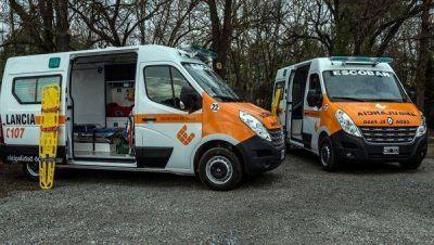 Cuatro ambulancias se suman al servicio de emergencias m�dicas del Municipio