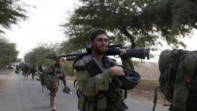 Israel retira sus tropas de Gaza al iniciarse una nueva tregua por 72 horas
