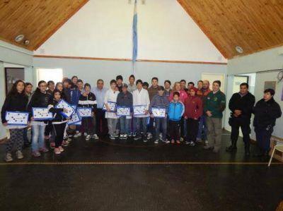 ANSES entregó Netbooks en El Chaltén
