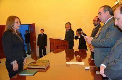 Diputadas provinciales juraron como Integrantes del Consejo de la Magistratura