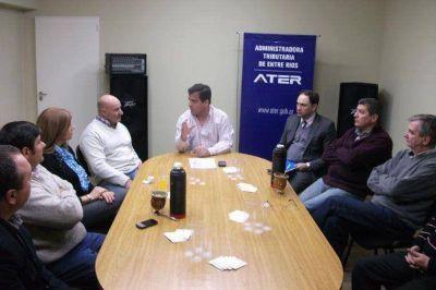 Se reunió el Consejo Asesor de ATER