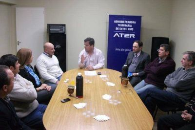 Se reuni� el Consejo Asesor de ATER