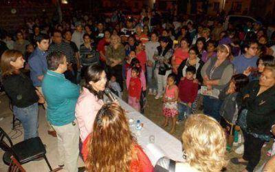 Elecciones municipales: más barrios bandeños se suman a la propuesta del Frente Cívico
