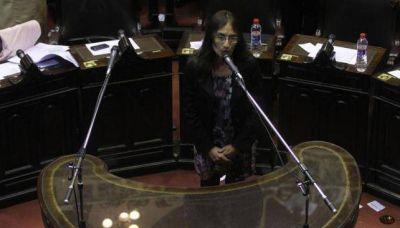 Alegando motivos personales, Scotto renunció como diputada