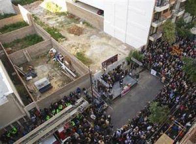 A un año de la explosión de Rosario: dolor y pedido de justicia por los que no están