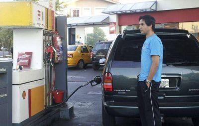 Venta de combustibles cay� un 14% durante julio en C�rdoba