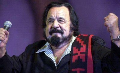 Horacio Guarany cantará el 6 de septiembre en Mar del Plata