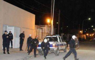 El destacamento policial de Las Tunitas, epicentro de Nuevos y graves incidentes
