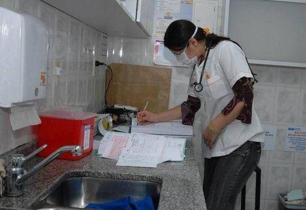 Preocupa a sanatorios la situación por la gripe A