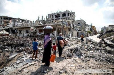 Tercer d�a de calma en Gaza a la espera de ampliar la tregua