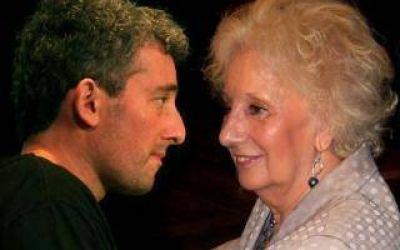 Estela de Carlotto se reencontró con su nieto: