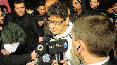 Habló uno de los músicos de Callejeros luego de la liberación