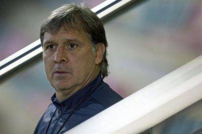 Primer acuerdo: Gerardo Martino será el nuevo DT de la selección y sólo falta que lo oficialicen