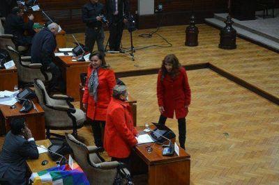 UCR interpuso cuestión de privilegio por declaraciones de Palumbo