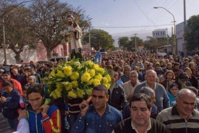 Una multitud renovó su fe y acompañó a San Cayetano