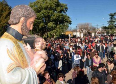 Villa Mercedes: una multitud mostró su devoción por San Cayetano