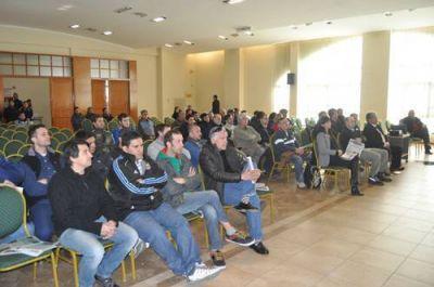 Se realizó la I Jornada de Capacitación en Seguridad Vial: la problemática fue abordada ayer, con paneles de especialistas